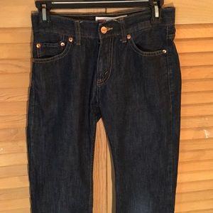Levi's Boys #514 Straight Jeans Size 12 Reg.
